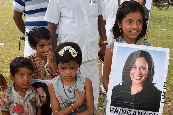 Kamala Harris' native villages in TN celebrate her win in US