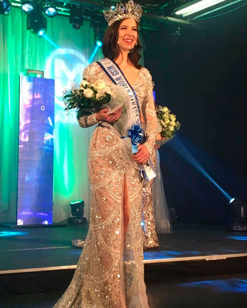 Svetlana Mamaeva chosen as Miss World Canada 2020