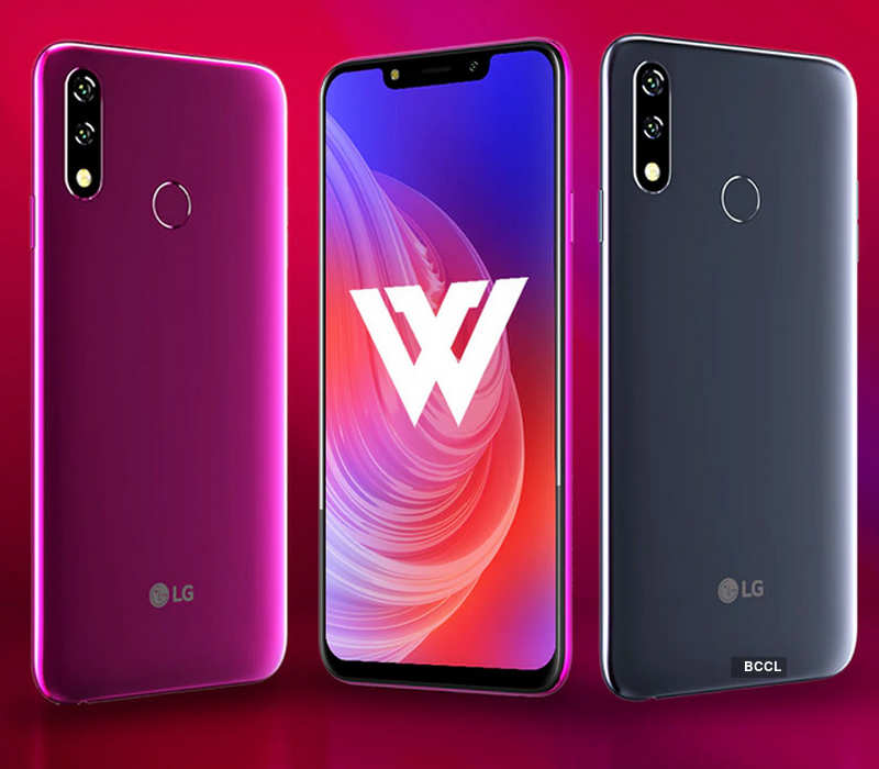 LG launches W series smartphones
