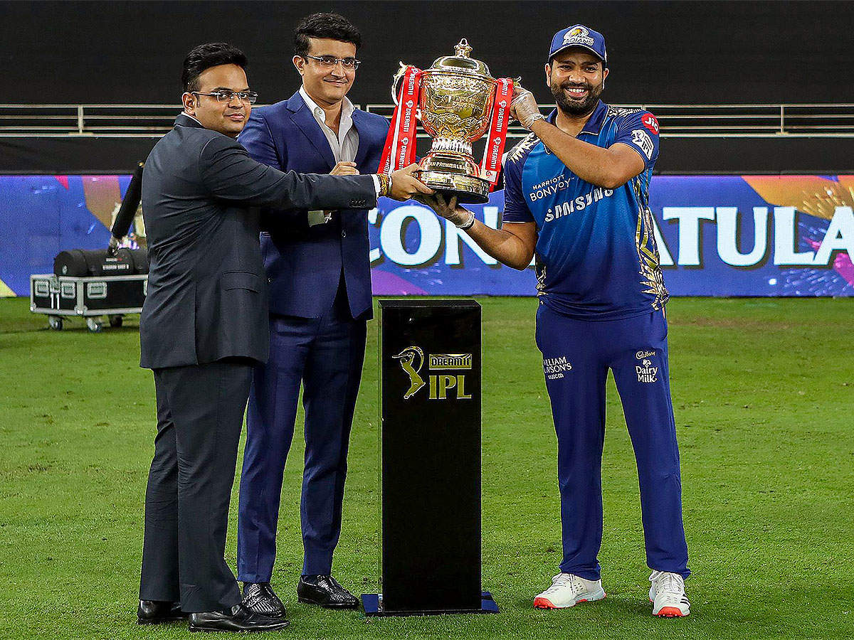 It was mentally tough in bio-bubble: Sourav Ganguly thanks players for  commitment to IPL success | Cricket News - Times of India