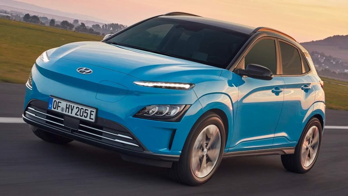 2021 Hyundai Kona unveiled, looks sleeker than ever