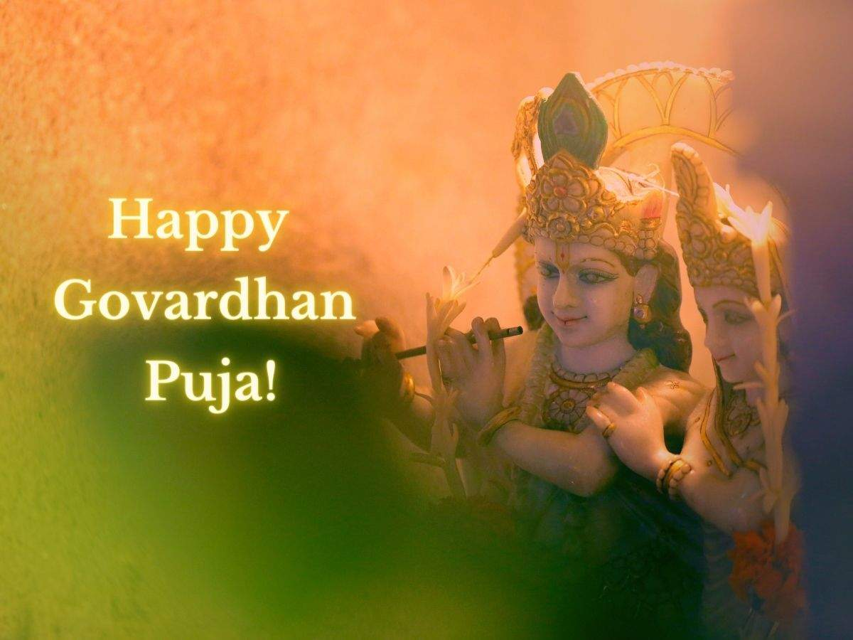 Happy Govardhan Puja 2020: Wishes, Messages, Quotes and Images