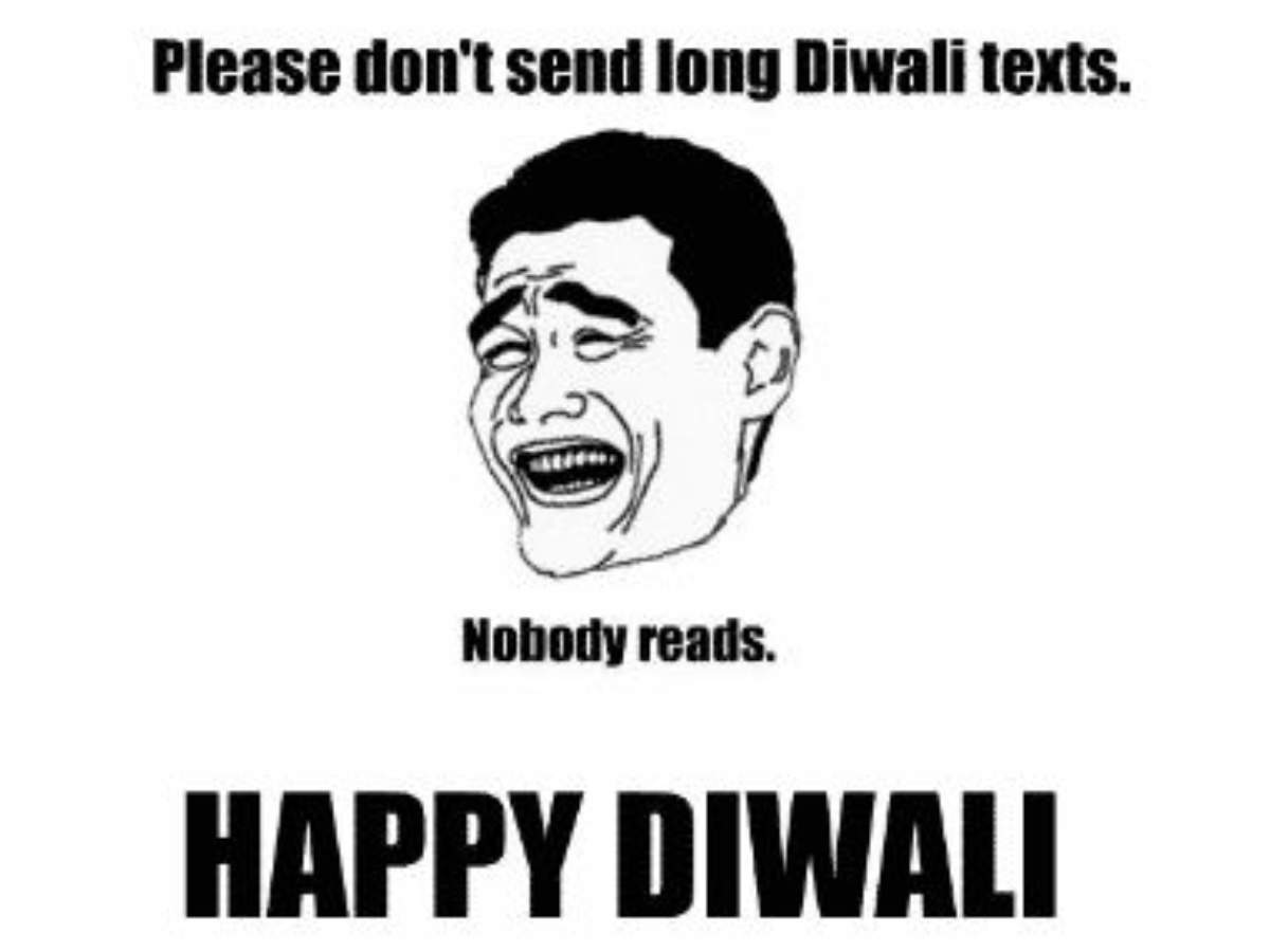 Happy Diwali 2020: Funny Memes and Images