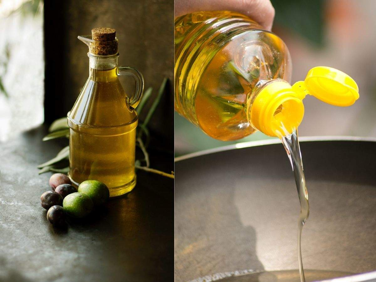 Olive Oil vs. Vegetable Oil: Which one is healthier? | The Times of India