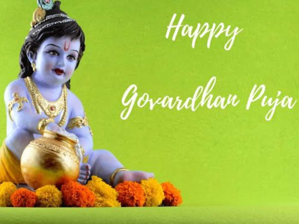 Happy Govardhan Puja 2020: Wishes, Quotes, Images, Messages, Cards, Greetings and GIFs