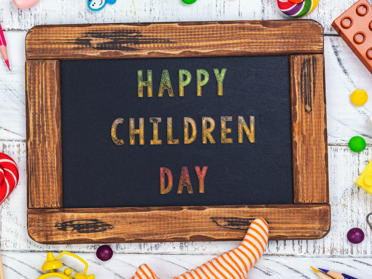 Happy Children's Day 2020: Messages, Cards, Greetings and Images