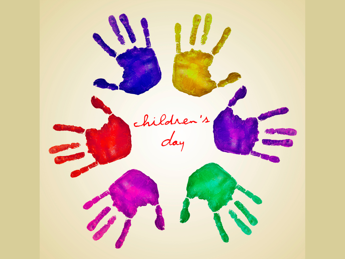 Happy Children's Day 2020: Wishes, Images, Cards, Greetings and GIFs