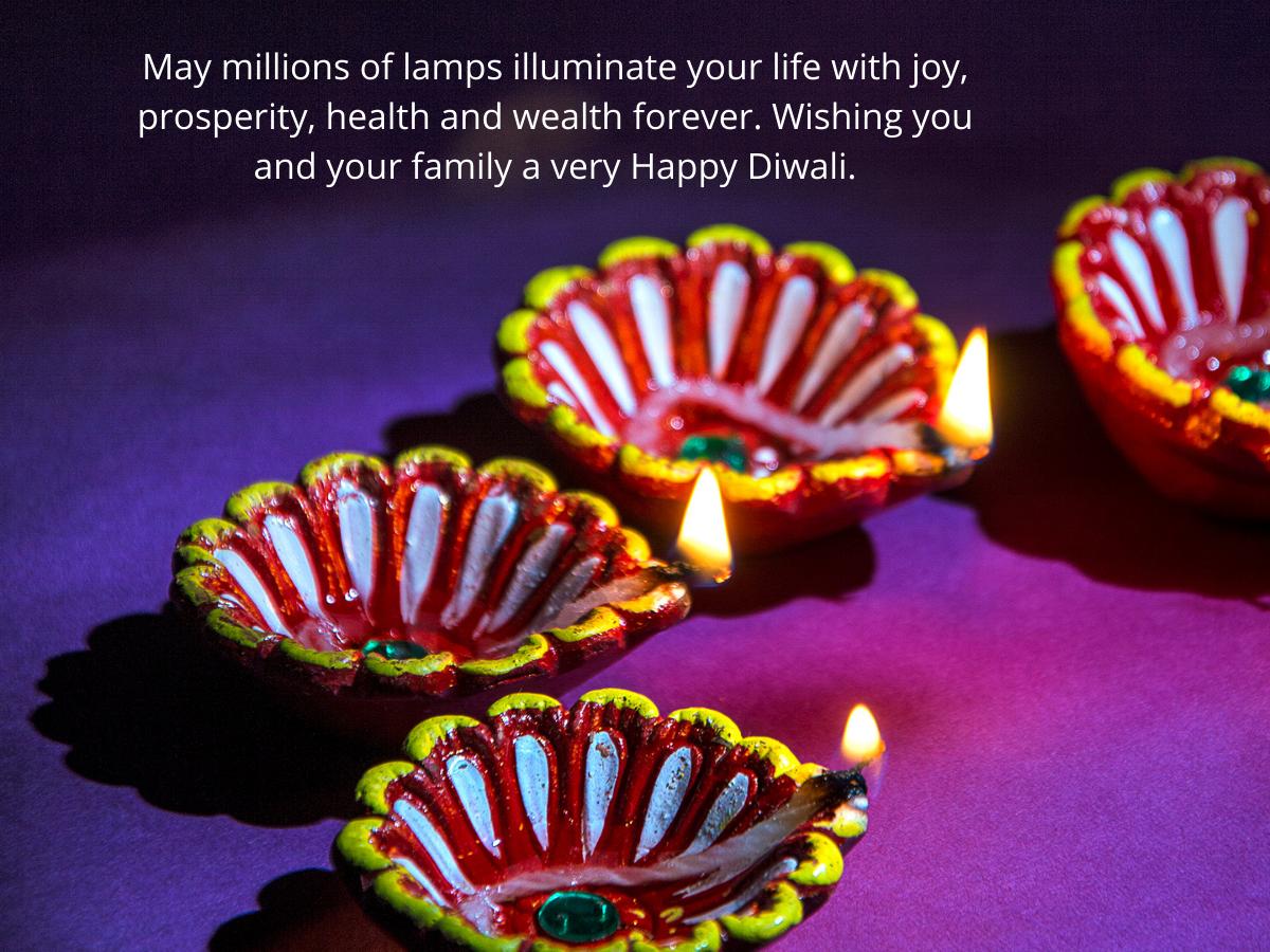 Happy Diwali 2020: Deepavali Cards and Greetings
