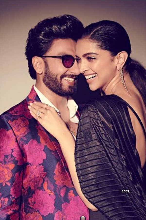 Deepika Padukone and Ranveer Singh share adorable pictures on second wedding anniversary