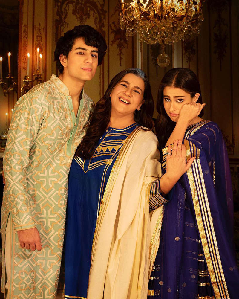 Sara Ali Khan and brother Ibrahim Ali Khan's stunning photoshoot you just can't give a miss!