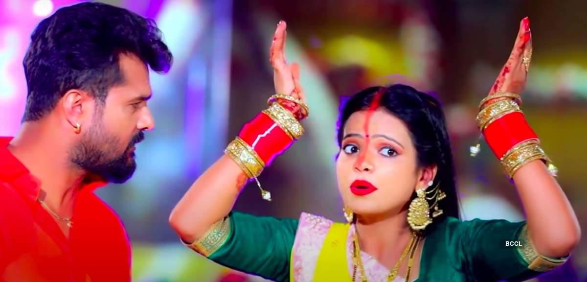 Khesari Lal Yadav and Antra Singh's new Chhath Song creates a buzz