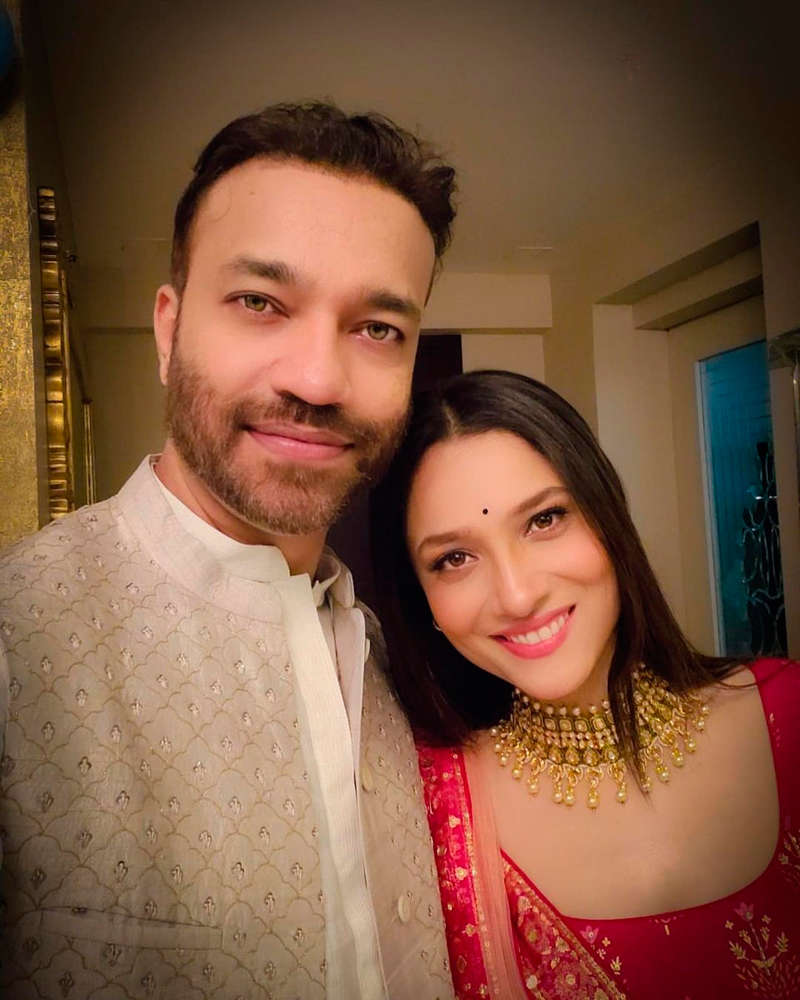 Ankita Lokhande gets trolled for sharing romantic pictures with beau Vicky Jain