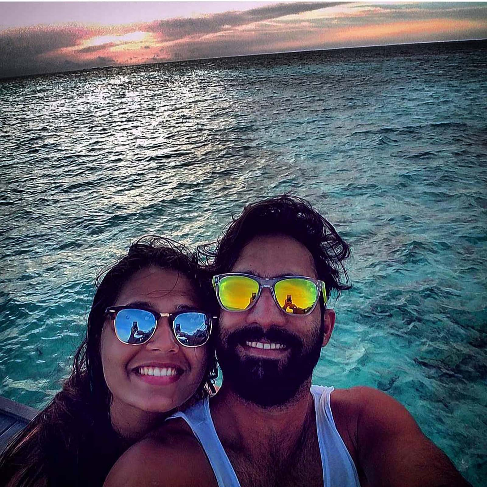 Dinesh Karthik and wife Dipika Pallikal's heartwarming throwback pictures