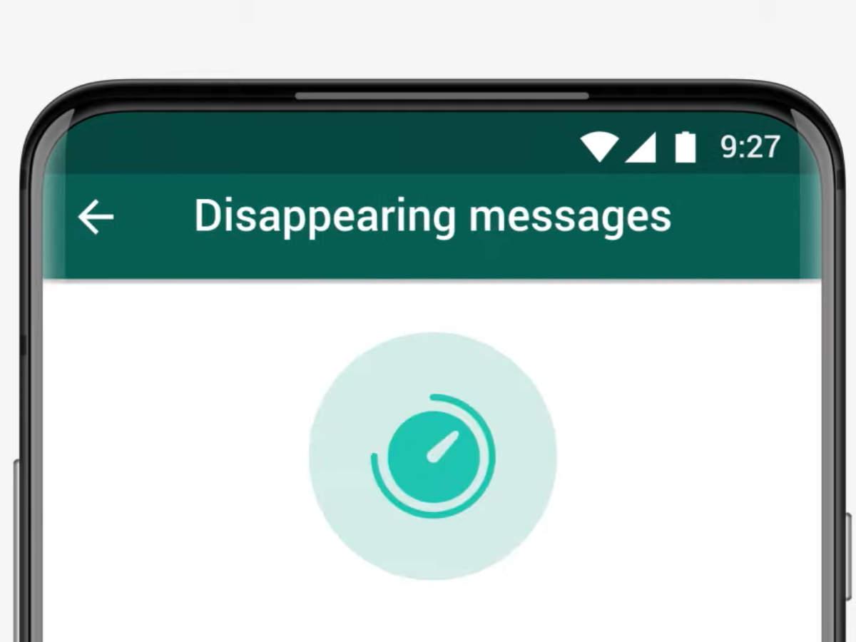 Tin nhắn biến mất trên ứng dụng whatsapp: Cách sử dụng tính năng tin nhắn biến mất mới của WhatsApp trên điện thoại thông minh Android, iPhone, JioPhone và web