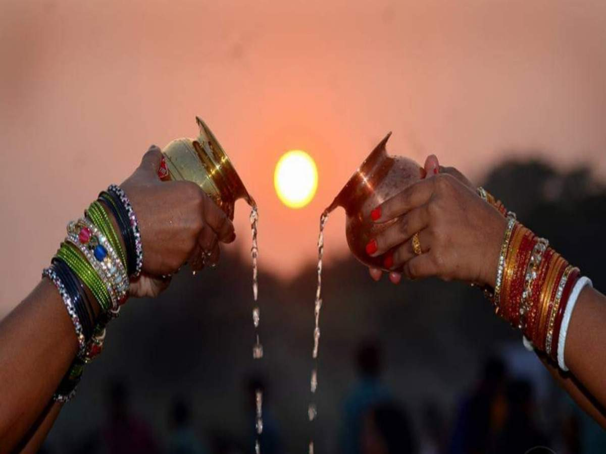 Chhath Puja 2020 Vrat Vidhi : Chhath Puja significance,timing, vrat vidhi and foods