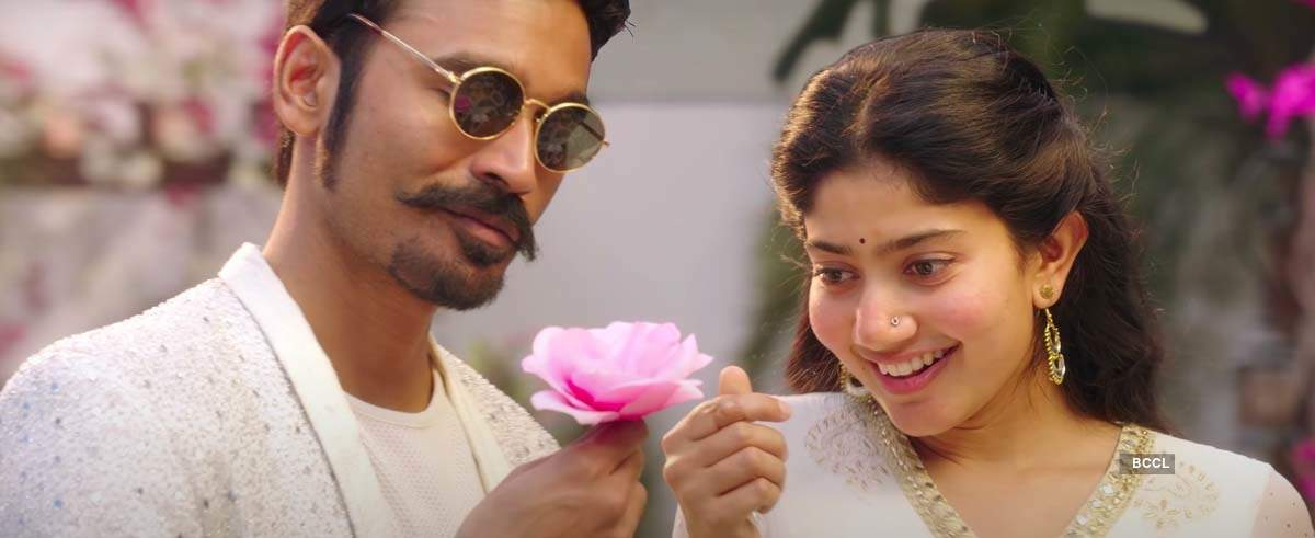 Dhanush and Sai Pallavi's 'Rowdy Baby' becomes the first South Indian song to hit a billion views on YouTube