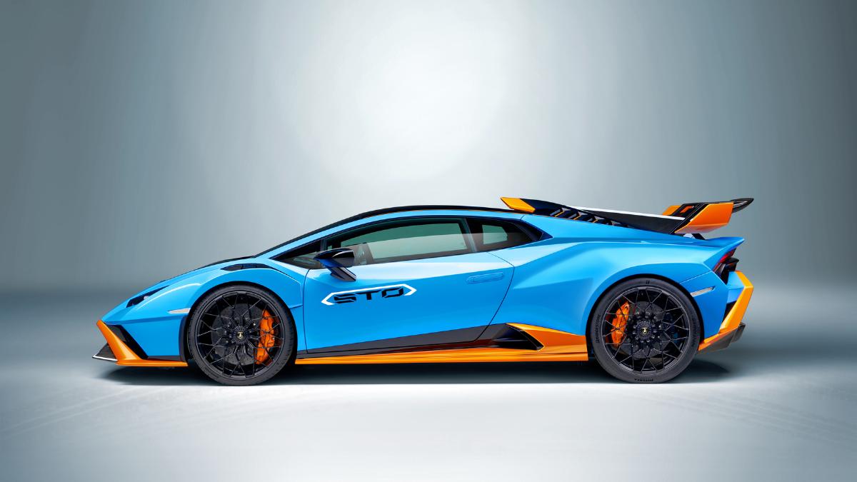Lamborghini Squadra Corse at heart