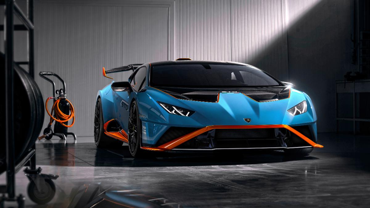 Soul of a racing car