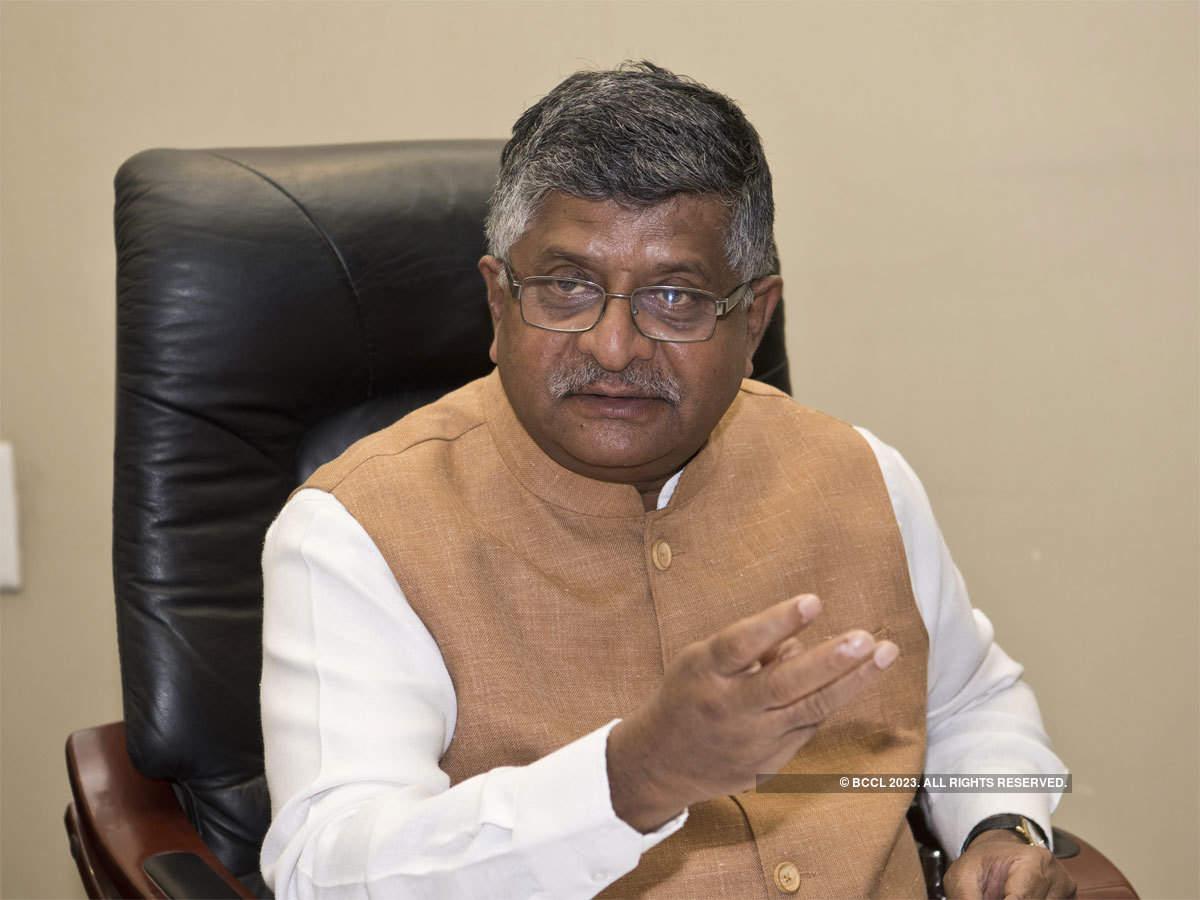 Ravi Shankar Prasad: Sẽ sớm hoàn thiện luật bảo vệ dữ liệu: Ravi Shankar Prasad – Tin mới nhất
