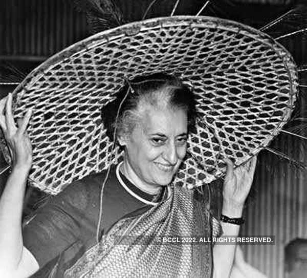 Remembering Indira Gandhi on her 103rd birth anniversary