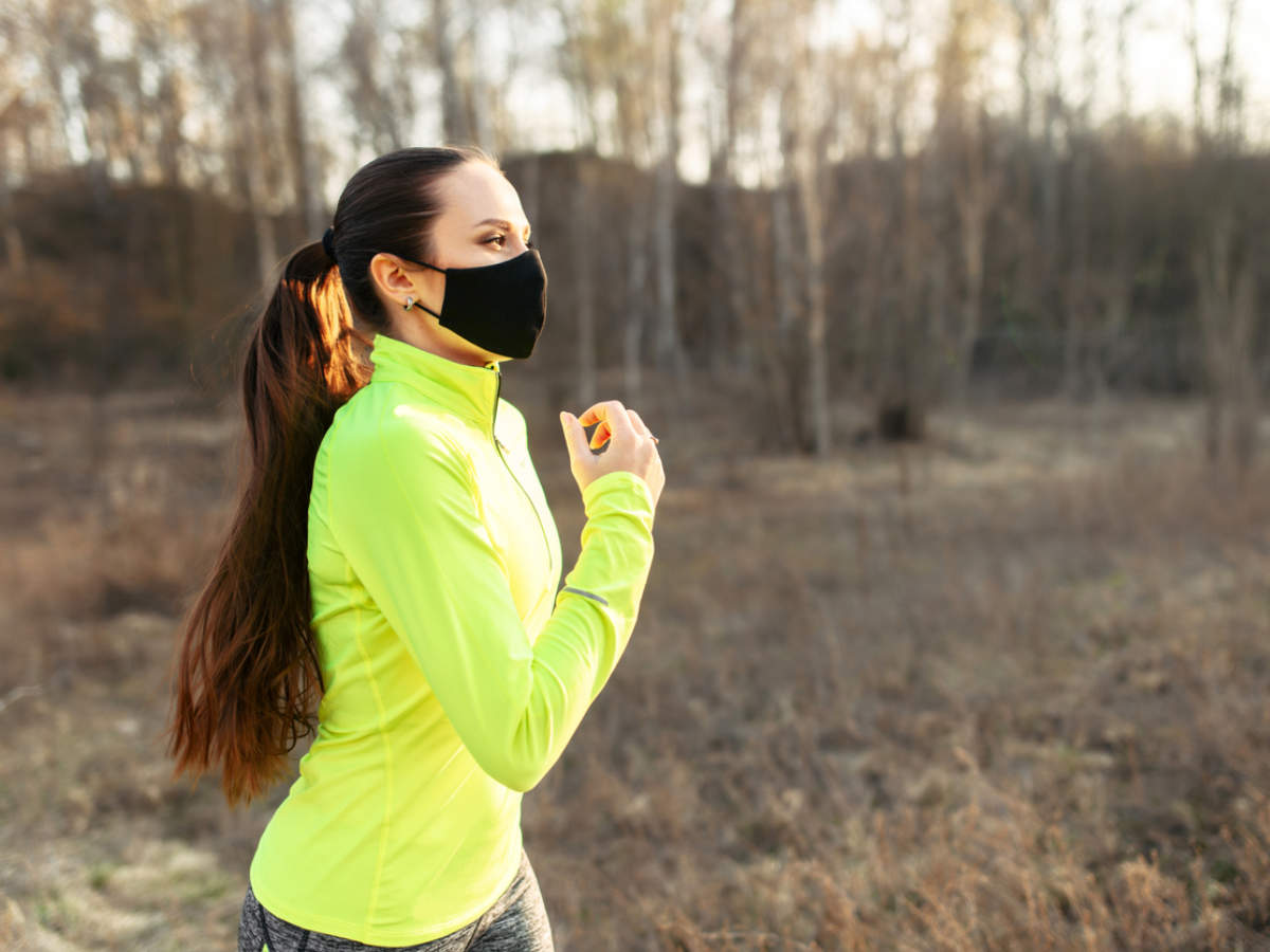 Workouts you must NOT do when the air quality is poor - Times of India