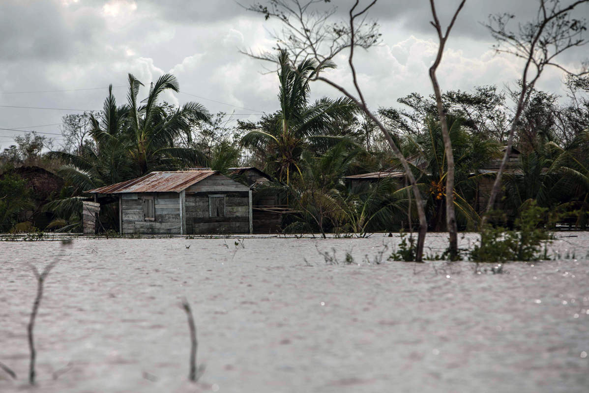 Hurricane Iota lashes Central America, death toll rises amid rescue efforts