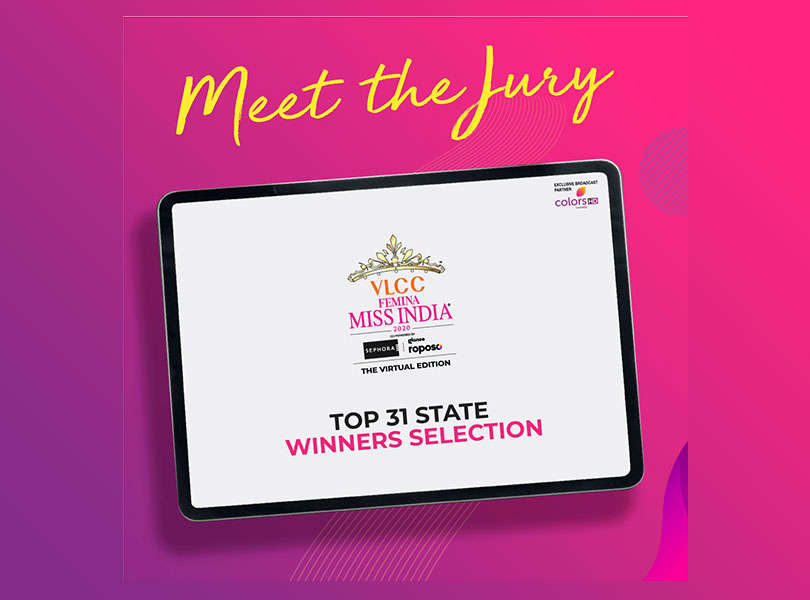 Meet the jury of VLCC Femina Miss India 2020