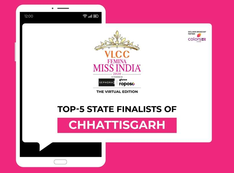 Introducing VLCC Femina Miss India Chhattisgarh​ 2020 Finalists!