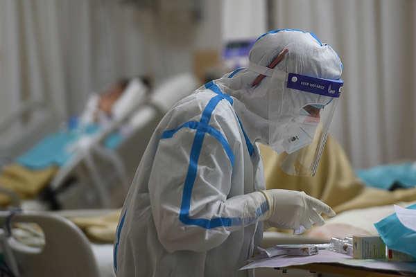 Coronavirus cases cross 91 lakh mark in India