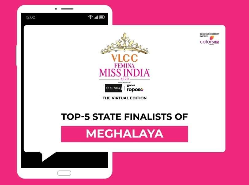 Introducing VLCC Femina Miss India Meghalaya 2020 Finalists!