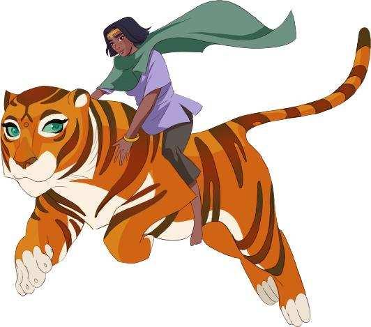 A glimpse into Priya's world
