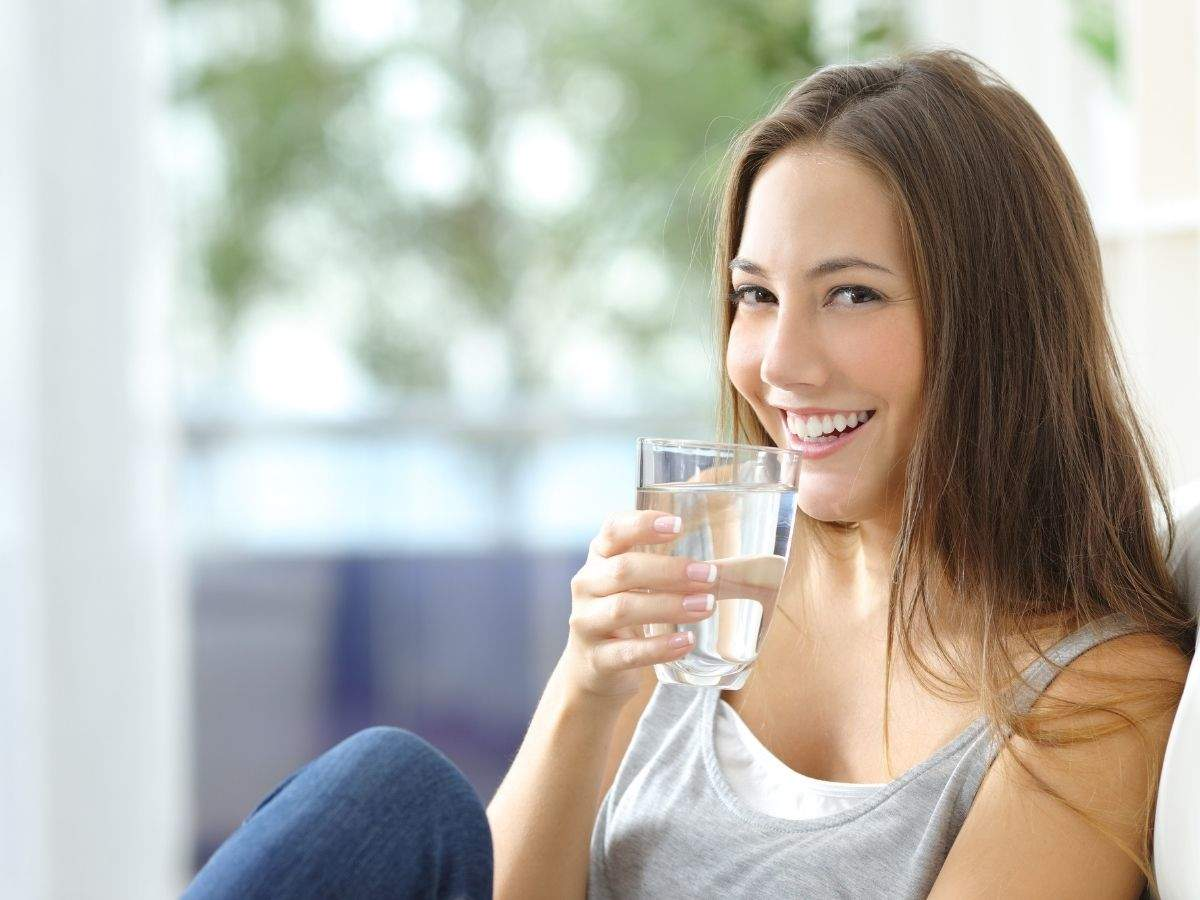 Here are some of the best times to drink water  | The Times of India