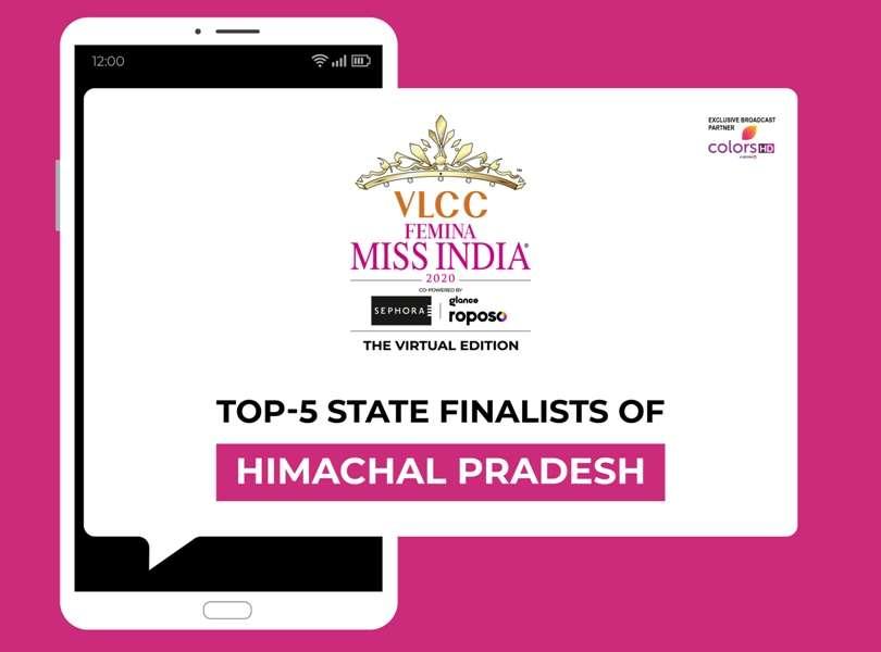 Introducing VLCC Femina Miss India Himachal Pradesh 2020 Finalists!