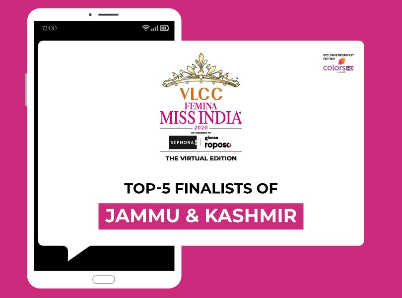 Introducing VLCC Femina Miss India Jammu & Kashmir 2020 Finalists!