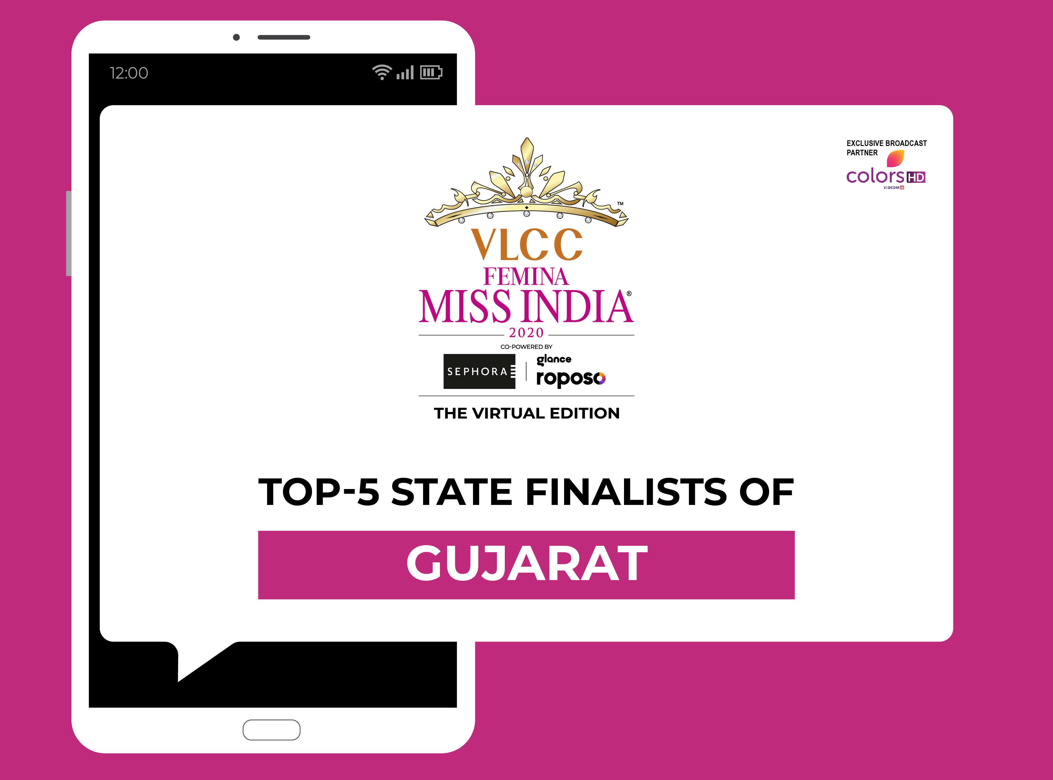 Introducing VLCC Femina Miss India Gujarat 2020 Finalists!
