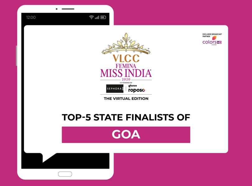 Introducing VLCC Femina Miss India Goa 2020 Finalists!