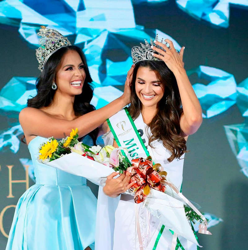Valerie Vigoreaux Cortés chosen as Miss Earth Puerto Rico 2021