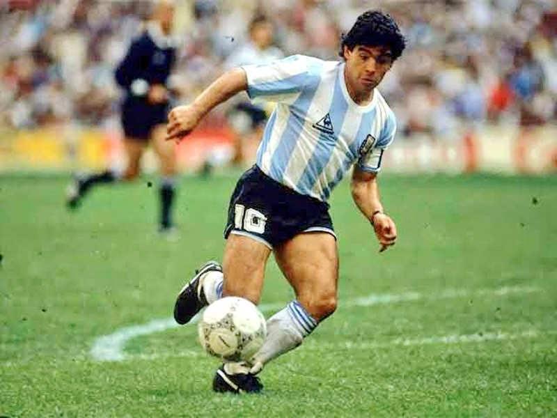 Diego Maradona Funeral: 'Adios Diego'; Maradona buried as world mourns  flawed football great | Football News - Times of India