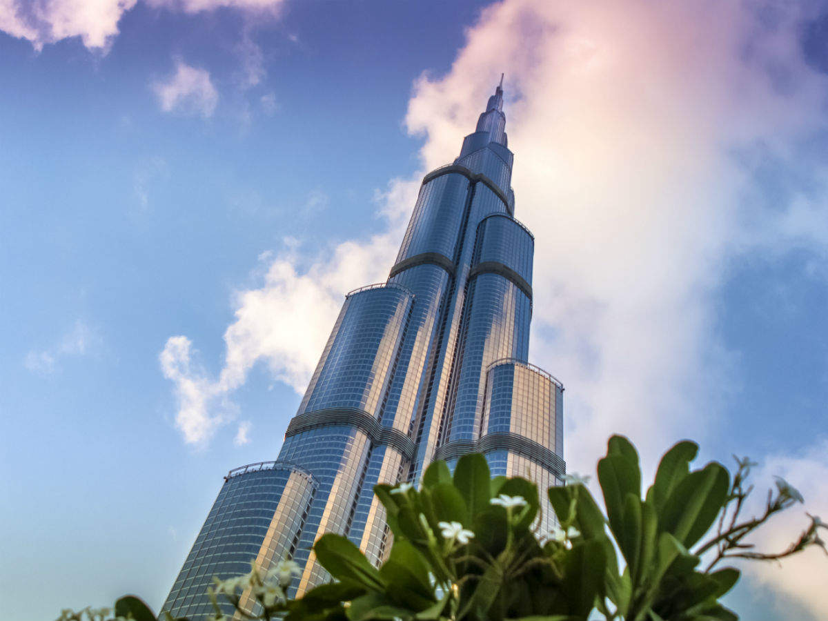 Here's how you can display your art on Burj Khalifa