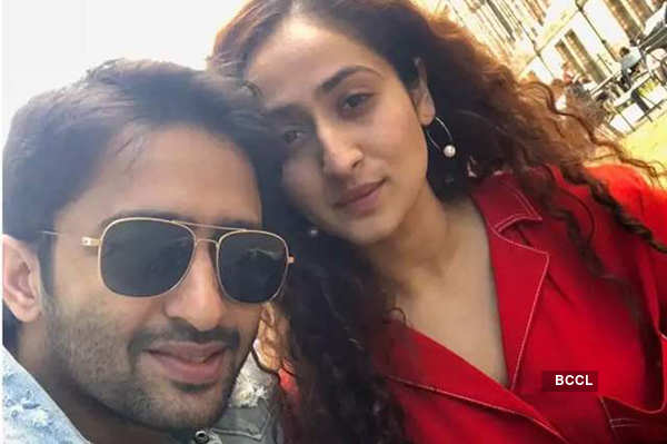 Shaheer Sheikh and Ruchikaa Kapoor tie the knot; throwback pictures go viral