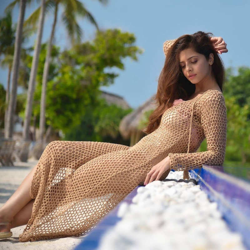 Vedhika Kumar's Maldives vacation is all about travel goals!
