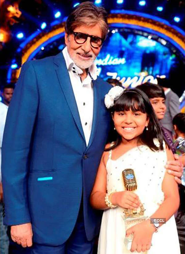 Pictures of Indian Idol Junior winner Anjana Padmanabhan who's all grown up & following her passion & studies successfully!