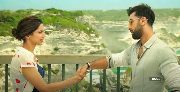 Tamasha: Deepika Padukone shares unseen behind-the-scene pictures with ex-boyfriend Ranbir Kapoor