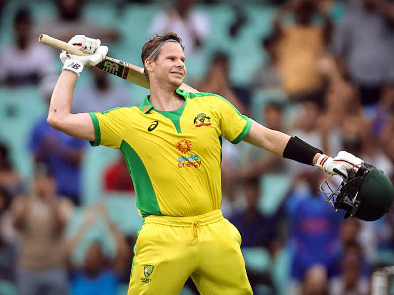 In Pics: Smith hits another ton as Australia beat India to take ODI series  | The Times of India