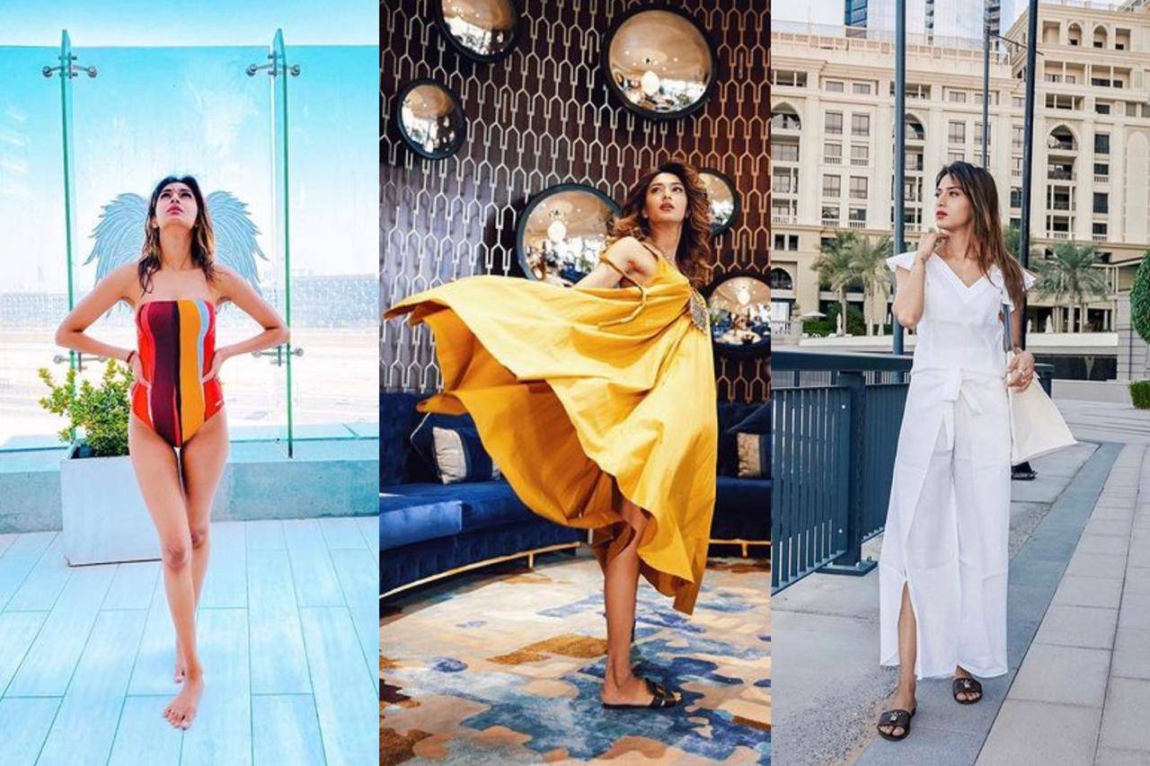 Erica Fernandes' Dubai Vacation Pictures Will Give You Travel Goals