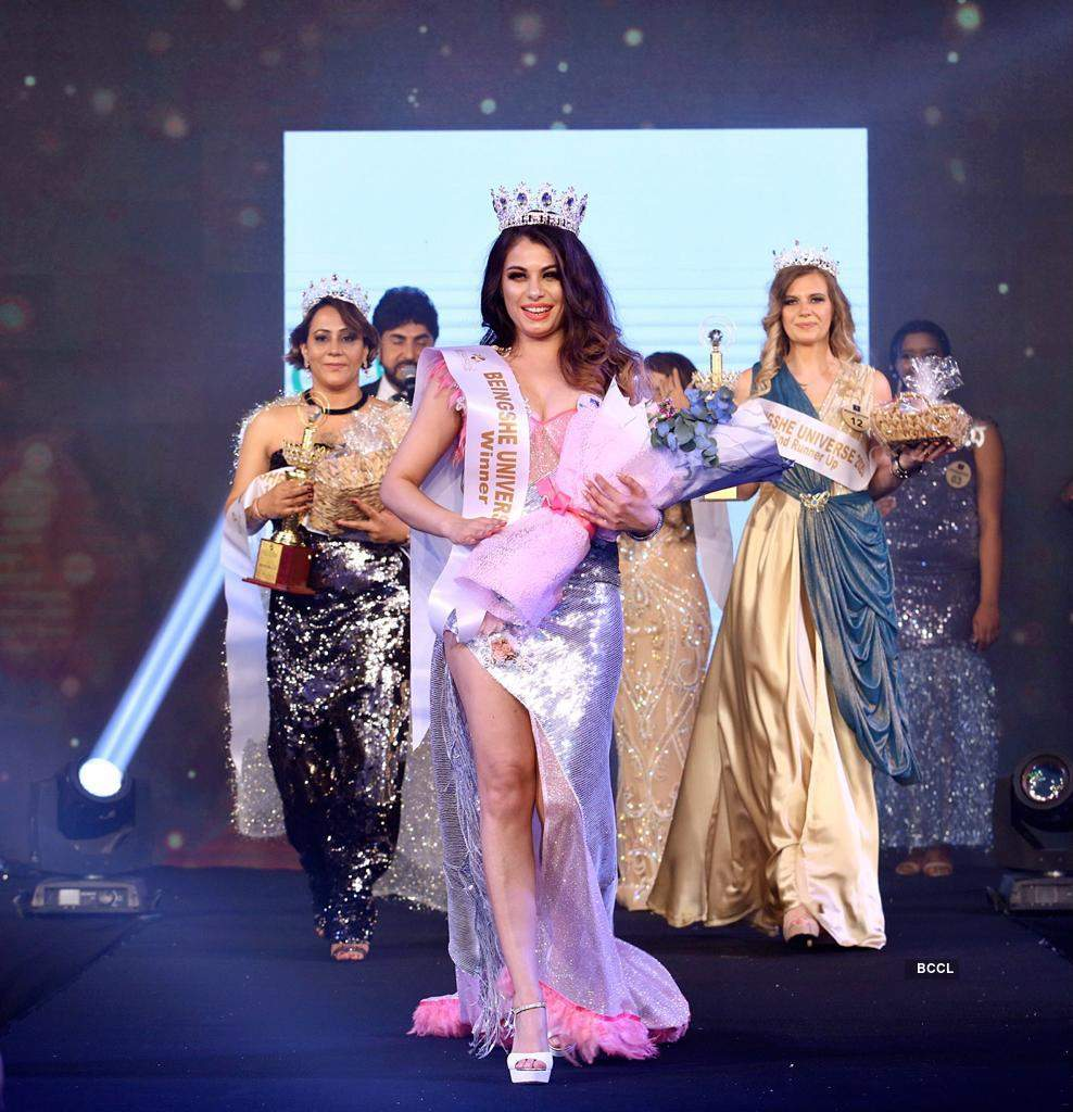 Pictures from Being She Universe 2020 concluded in Dubai