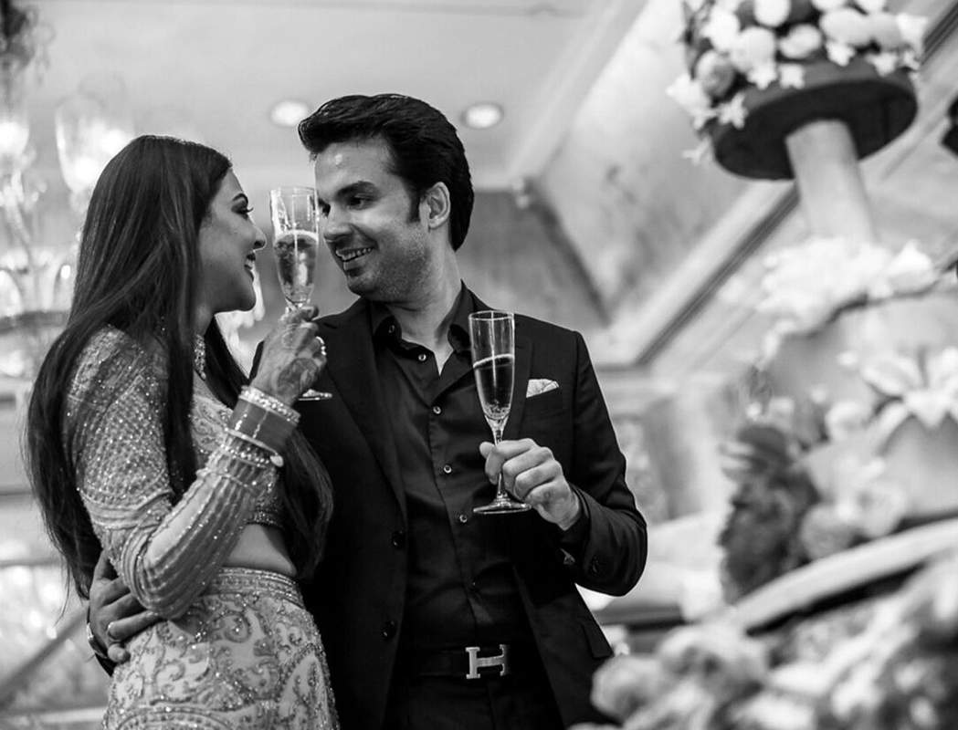 Unmissable pictures from Kajal Aggarwal's wedding