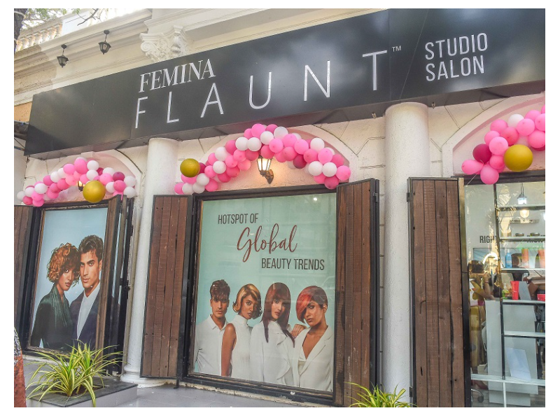 THE TIMES GROUP EXPANDS 'FEMINA FLAUNT STUDIO SALON', Launches Second 'FEMINA  FLAUNT STUDIO SALON' in Chandivali, Powai - Times of India