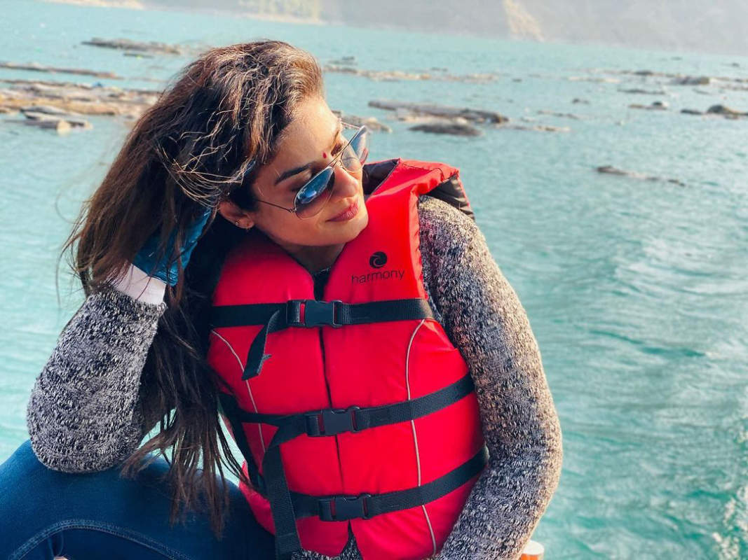 Raveena Tandon's Manali pictures will give you vacation goals!