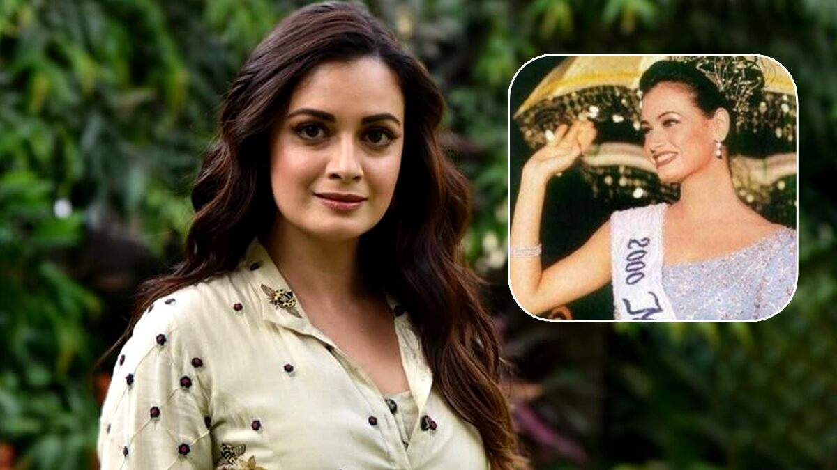 Dia Mirza Celebrates Two Decades Of Her Miss Asia Pacific International Pageant Win